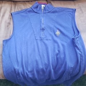 Polo Ralph Lauren Quarter Zip Vest